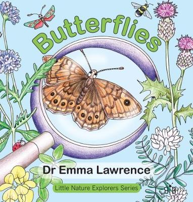 Butterflies - Little Nature Explorers Series 3 (Hardback)