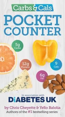 Carbs & Cals Pocket Counter (Paperback)