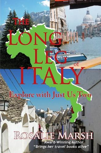 The Long Leg of Italy: Explore with Just Us Two - Just Us Two 3 (Paperback)