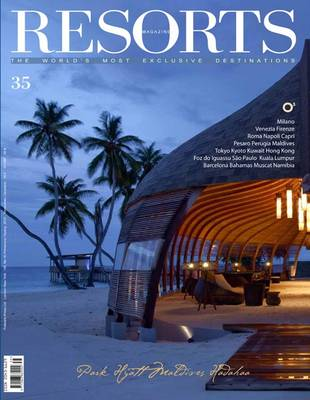 Resorts 35: The World's Most Exclusive Destinations - Resorts Magazine 35 (Paperback)