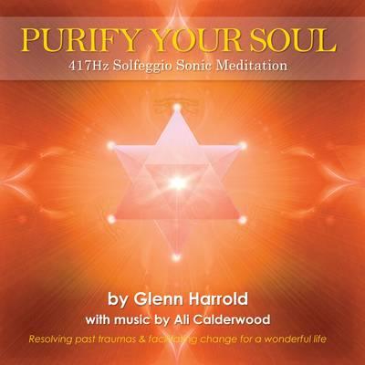 417hz Solfeggio Meditation.: Resolving Past Traumas & Facilitating Change for a Wonderful Life - Purify Your Soul 2 (CD-Audio)