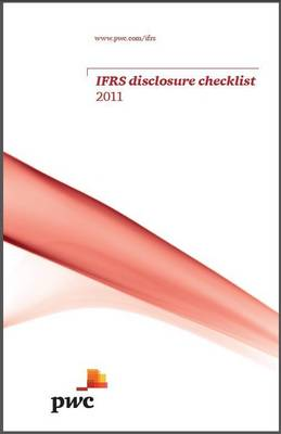 IFRS Disclosure Checklist 2011 (Paperback)