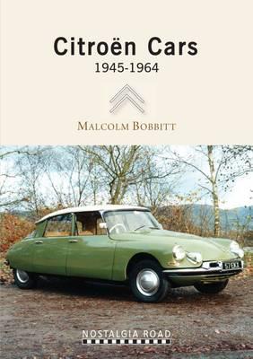 Citroen Cars (Paperback)