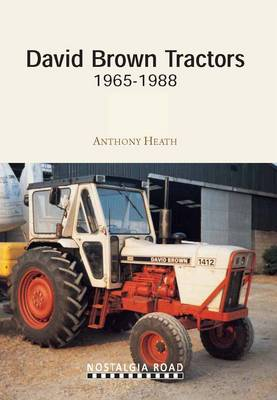 David Brown Tractors 1965-1988 (Paperback)