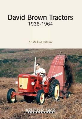 David Brown Tractors 1936-1964 (Paperback)