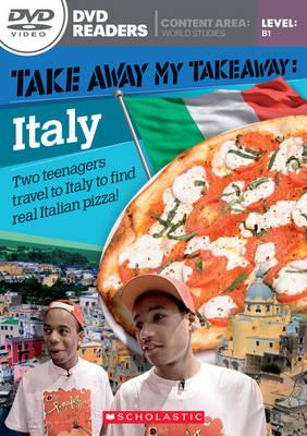 Take Away My Takeaway: Italy - DVD Readers
