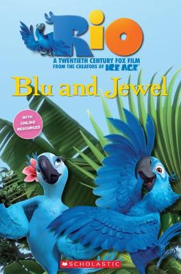 Rio: Blu and Jewel - Popcorn Readers (Paperback)