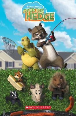 Over the Hedge - Popcorn Readers