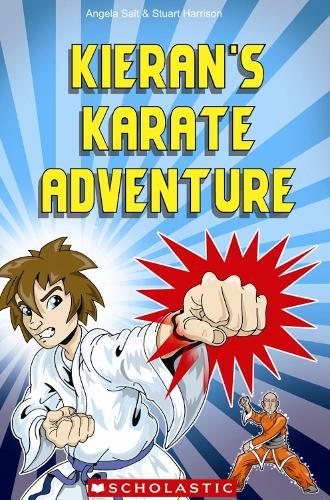 Kieran's Karate Adventure - Popcorn Readers