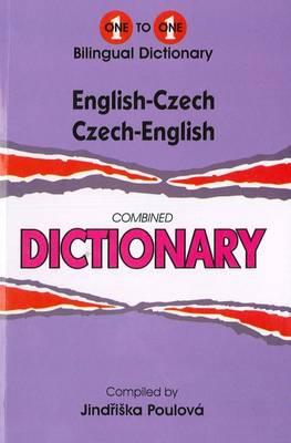 English-Czech & Czech-English One-to-One Dictionary (Hardback)