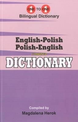 English-Polish & Polish-English One-to-One Dictionary (Exam-Suitable) 2015 (Paperback)