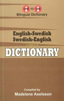 English-Swedish & Swedish-English One-to-One Dictionary (exam-suitable) 2017 (Paperback)