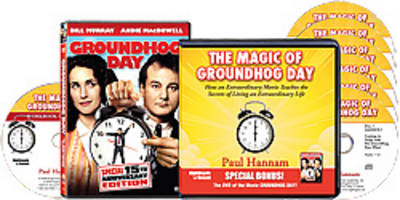 The Magic of Groundhog Day (CD-Audio)