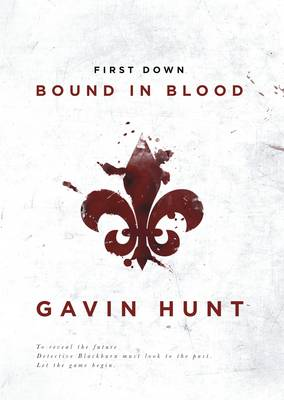First Down - Bound In Blood (Paperback)