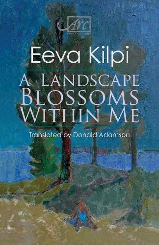 Landscape Blossoms Within Me (Paperback)