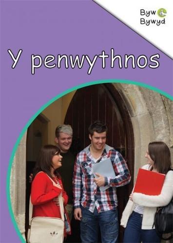 Cyfres Byw Bywyd: 1. Y Penwythnos (Paperback)