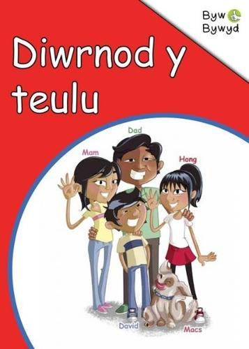 Cyfres Byw Bywyd: Diwrnod y Teulu (Paperback)