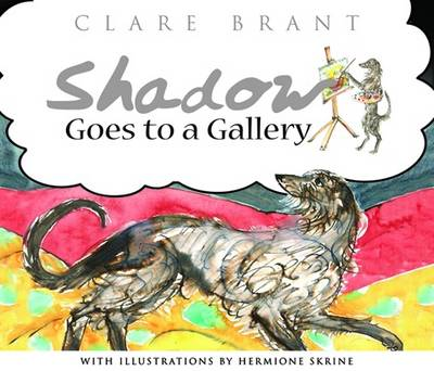 Shadow Goes to a Gallery (Paperback)