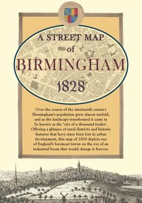 Map of Birmingham, 1828 (Sheet map)