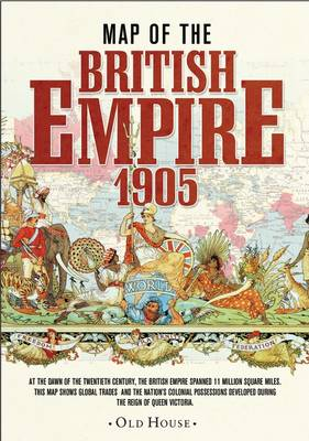 Map of the British Empire, 1905 (Sheet map)