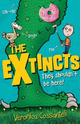 The Extincts (Paperback)