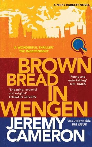 Brown Bread in Wengen - Nicky Burkett 3 (Paperback)