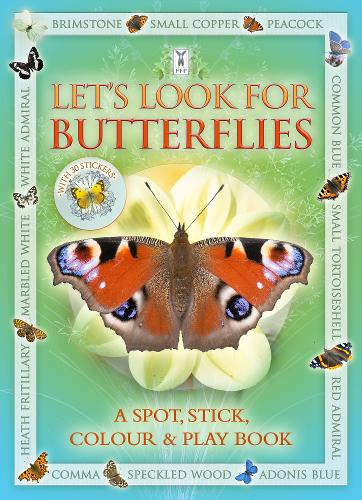 Let's Look for Butterflies - Let's Look 2 (Paperback)
