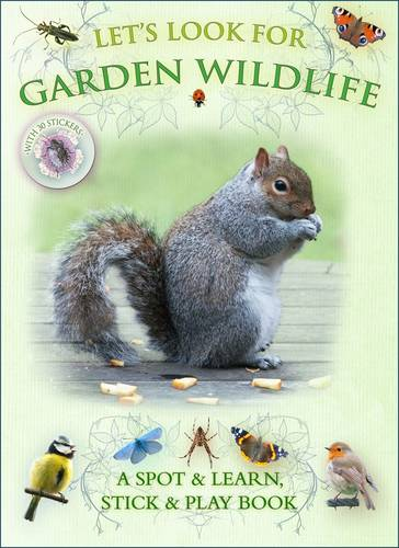 Let's Look for Garden Wildlife - Let's Look 4 (Paperback)
