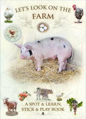 Let's Look on the Farm - Let's Look 6 (Paperback)