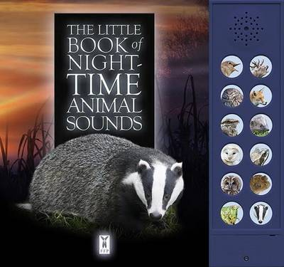 The Little Book of Night-Time Animal Sounds (Board book)