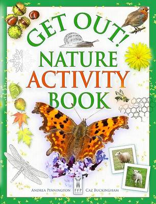 Get Out Nature Activity Book (Paperback)
