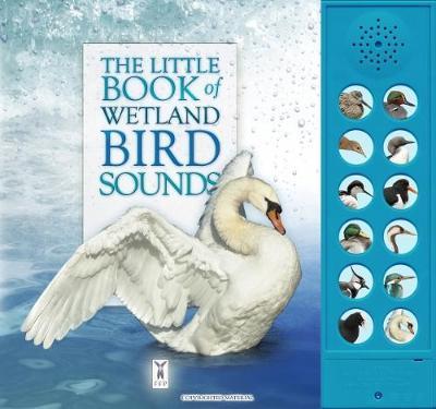 The Little Book of Wetland Bird Sounds - Sound Books (Hardback)