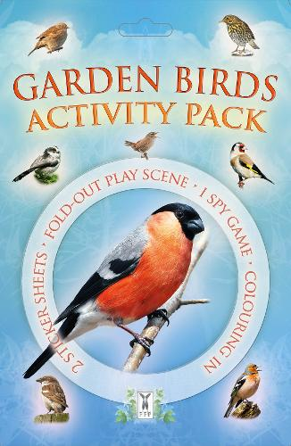 Garden Bird Activity Pack
