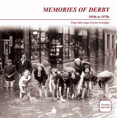 Memories of Derby: Nostalgia Square (Paperback)
