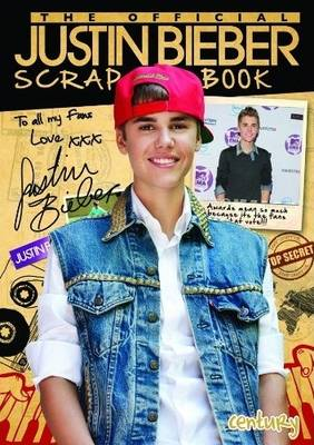 The Official Justin Bieber Scrapbook (Paperback)