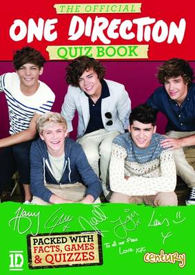 The Official One Direction Quiz Book (Paperback)