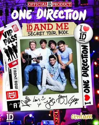 One Direction Secret Tour Book (Hardback)