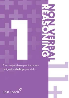 11+ Non Verbal Reasoning Practice Papers 1 (Paperback)
