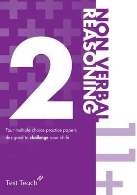 11+ Non Verbal Reasoning Practice Papers 2 (Paperback)