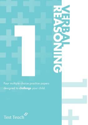11+ Verbal Reasoning Practice Papers 1 (Paperback)