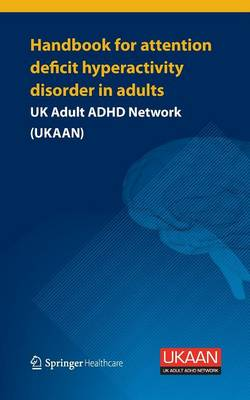 Handbook for Attention Deficit Hyperactivity Disorder in Adults (Paperback)