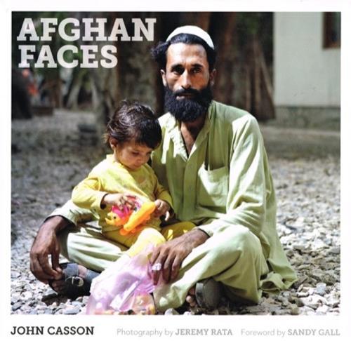 Afghan Faces (Hardback)