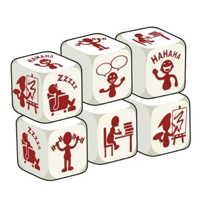 Talking Dice: Personality (pack of 6)