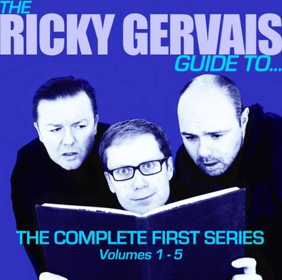 Ricky Gervais Guide to: Volume 1 to 5: The Complete First Series (CD-Audio)