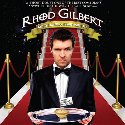Rhod Gilbert Live: And the Award -Winning Mince Pie (CD-Audio)