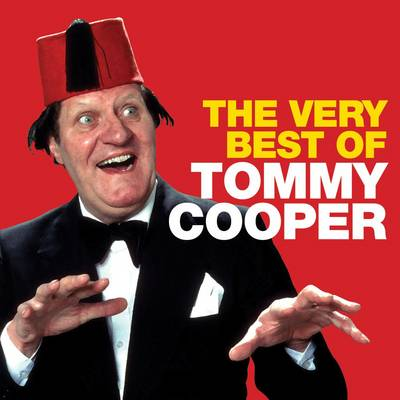 The Very Best of Tommy Cooper (CD-Audio)