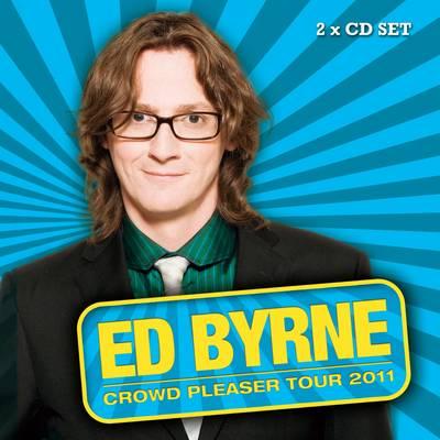 Ed Byrne: Crowdpleaser (CD-Audio)
