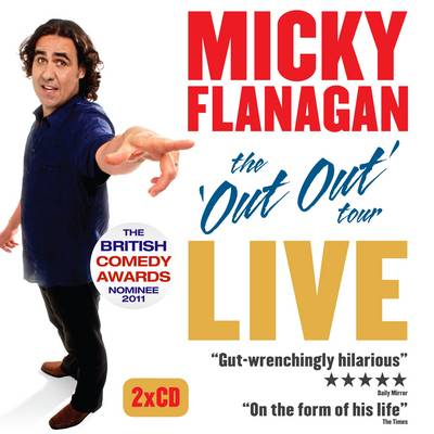 Micky Flanagan Live: The Out Out Tour (CD-Audio)