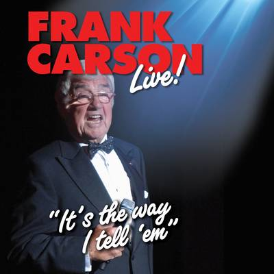 Frank Carson Live (CD-Audio)