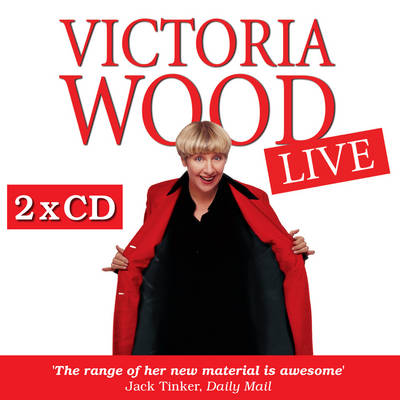 Victoria Wood Live (CD-Audio)